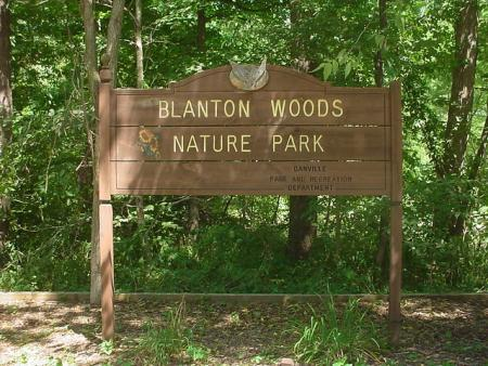 Blanton Woods Nature Park