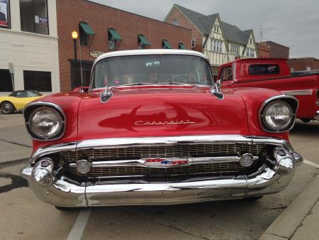 First Friday Cruise-Ins return to Danville in May!