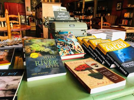 Local Authors at Speakeasy Books and More