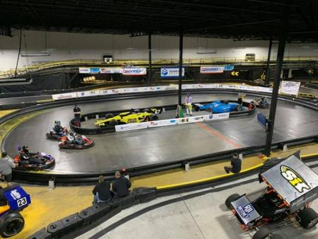 Speedway Indoor Karting (Photo courtesy of the Speedway Indoor Karting Facebook page)