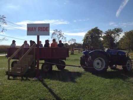 Hogan Farms Hay Ride