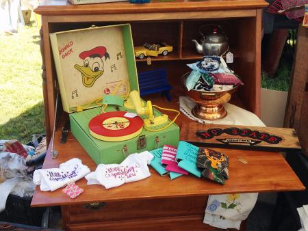 Shop for vintage, DIY and antiques at the annual event in Benson, NC.