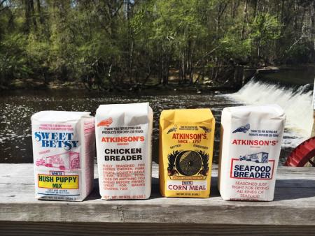 Atkinson Mill Product Bag line-up