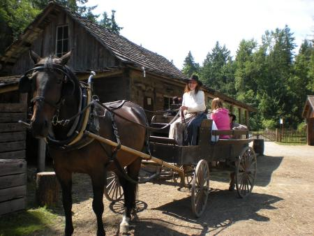 Pioneer Farm Museum and Ohop Indian Village