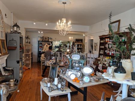 Kaletta's Store Interior