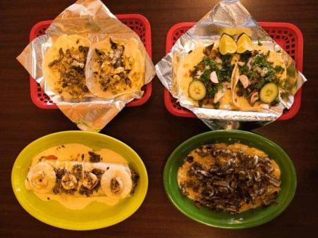 mexican food at el ocho loco in erlanger ky
