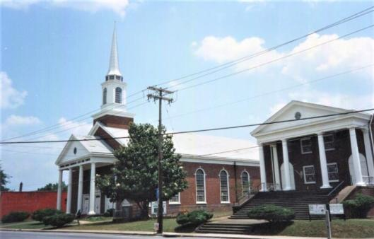 Greater Warner Tabernacle AME Zion Church In Knoxville, TN