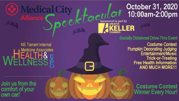 Medical City Halloween