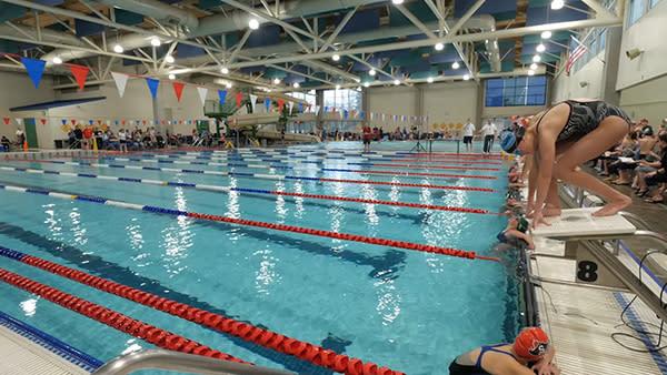 Willamalane Park Swim Center WSC