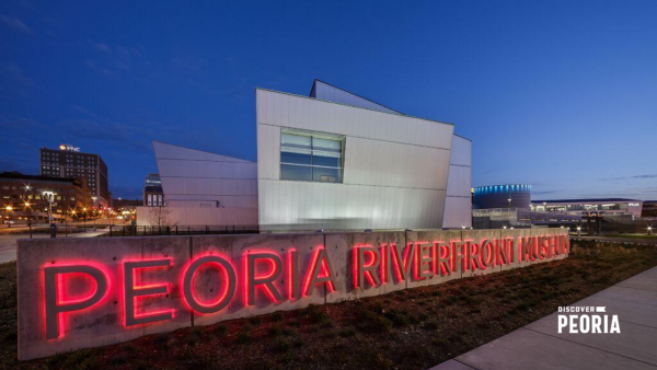 The Peoria Riverfront Museum - ZOOM