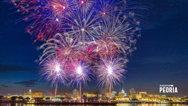 Red, White & BOOM! - ZOOM