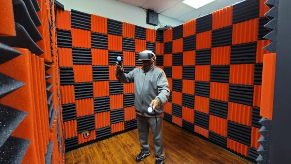 Virtual Reality at Legacy Gaming in Tukwila Washington