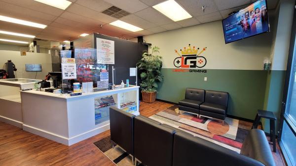 Legacy Gaming Lounge in Tukwila Washington