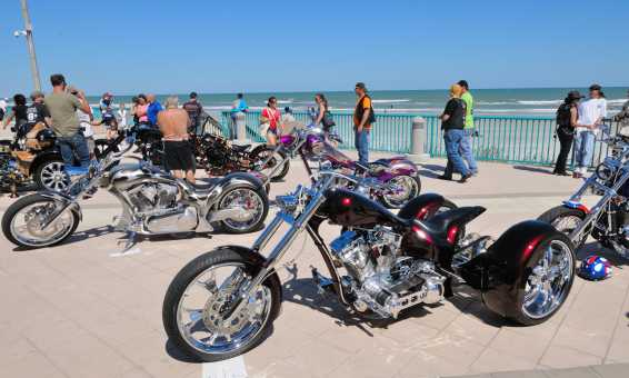 Bike Week Blog