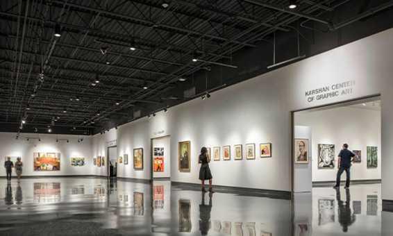 Museum of Arts & Sciences exhibit