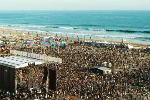 Back to the Beach Festival in Huntington Beach