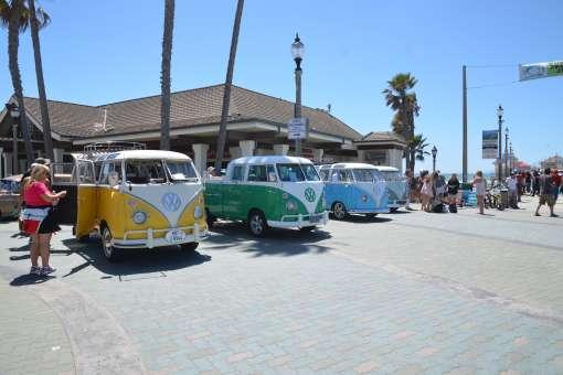 VW Bus Show