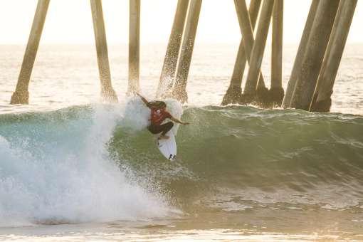 VISSLA ISA World Junior Surfing Championships in Huntington Beach