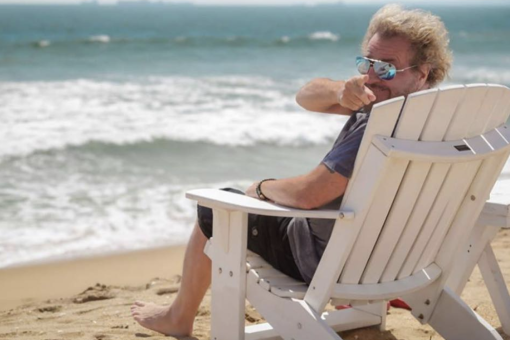 Sammy Hagar's High Tide Beach Party & Car Show in Huntington Beach