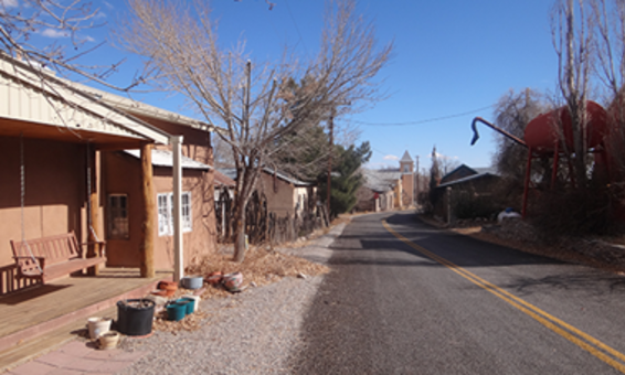 Ghost Towns of New Mexico | Trail & Map | New Mexico True