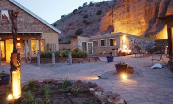 Ojo Caliente New Mexico Map.Ojo Caliente New Mexico Tourism Hotels Restaurants Things To
