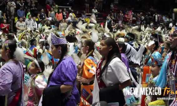 Native American Events - New Mexico Tourism - Pow Wows