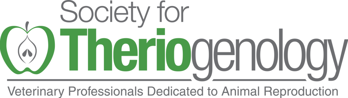 Society for Theriogenology Logo