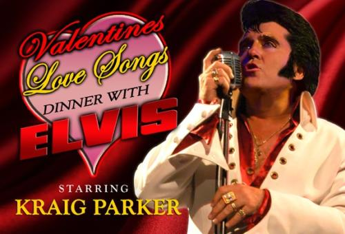 kraig parker - valentines PAC concert
