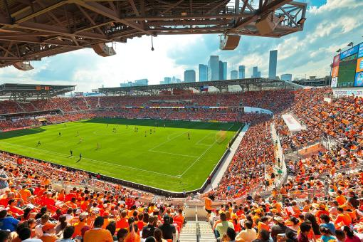 Professional Sports in Houston