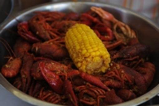 Crawfish Season in Houston