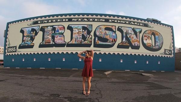 Fresno Art Run Murals