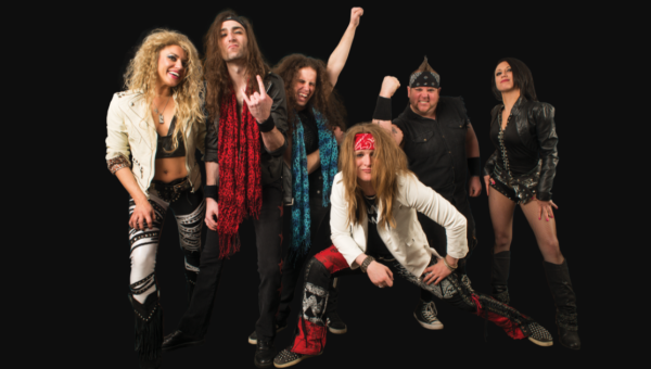Hairbangers Ball will be joined on stage by The Big 80's on Oct. 24.