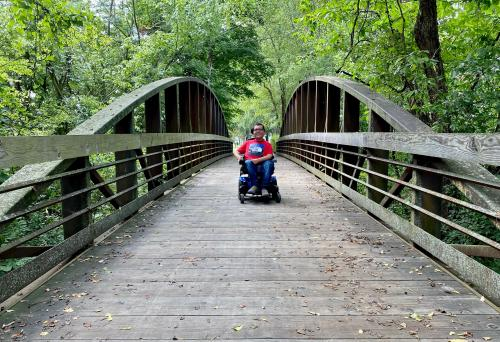 Cory Lee_Accessible Trail