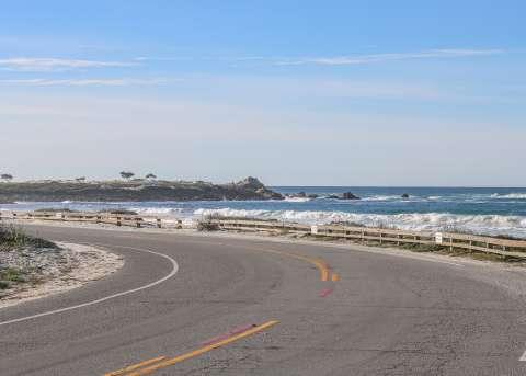 17 Mile Drive In Monterey Pebble Beach Scenic Drives
