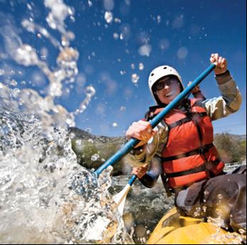 TVA kayaking pic