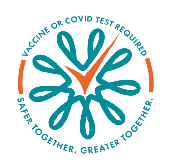 vaccine test required badge