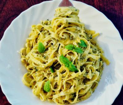 Des Moines Farmers Market Pasta Recipe