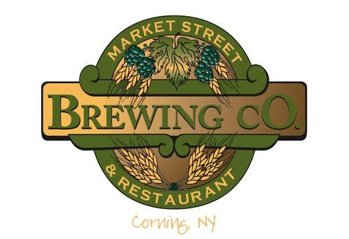 Market Street Brewing Company Logo