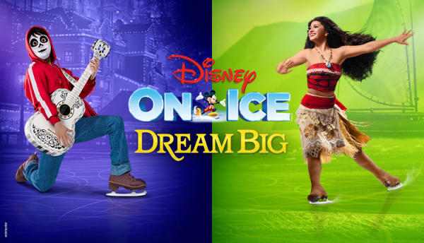 Image of Disney on Ice Poster