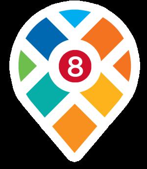 Pin 8