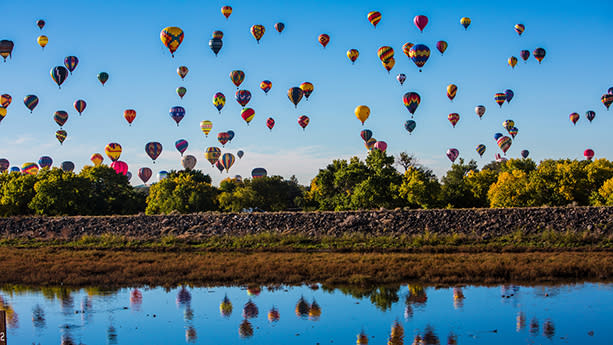 DTN - PS - Albuquerque Intl Balloon Fiesta