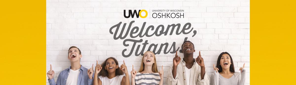 Welcome Back UWO Titan Town