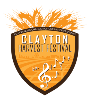 Clayton Harvest Festival logo