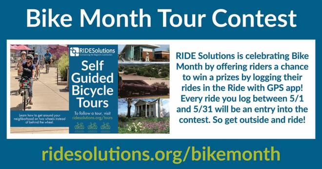 RIDE Solutions Bike Month