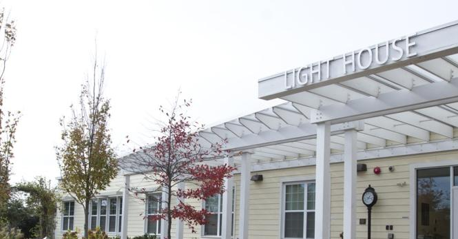 The Light House Support Center is a beacon of hope for many families in need.