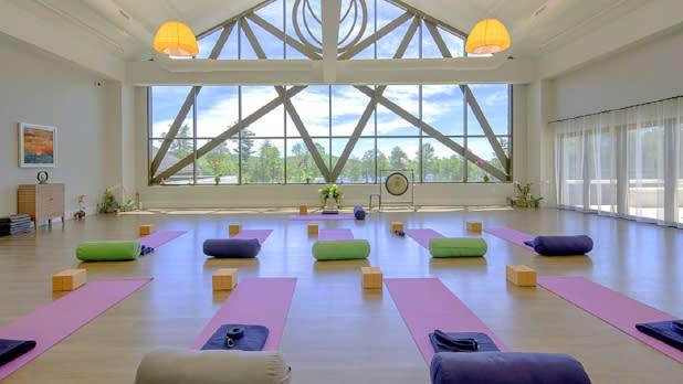 YO1 - yoga room