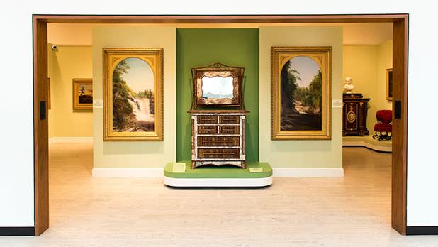 Munson-Williams-Proctor Arts Institute galleries