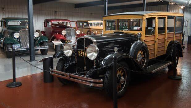 Northeast Classic Car Museum