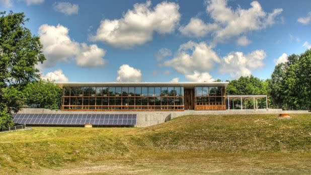 Omega Institute for Holistic Studies exterior