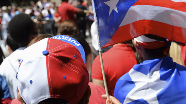 NYC Puerto Rican Day Parade; Photo Credit: Getty Images